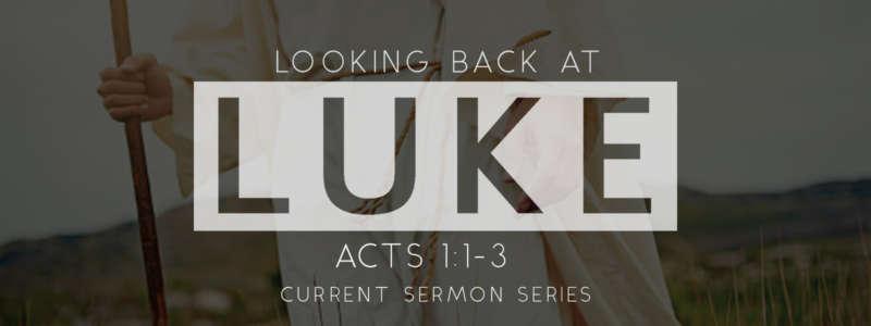 Luke Sermon Series